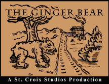Poster thumbnail for Ginger Bear