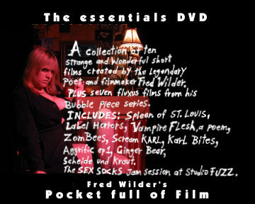 Pocket Full of Film DVD click.