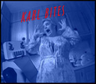 Click to view KARL BITES movie page.